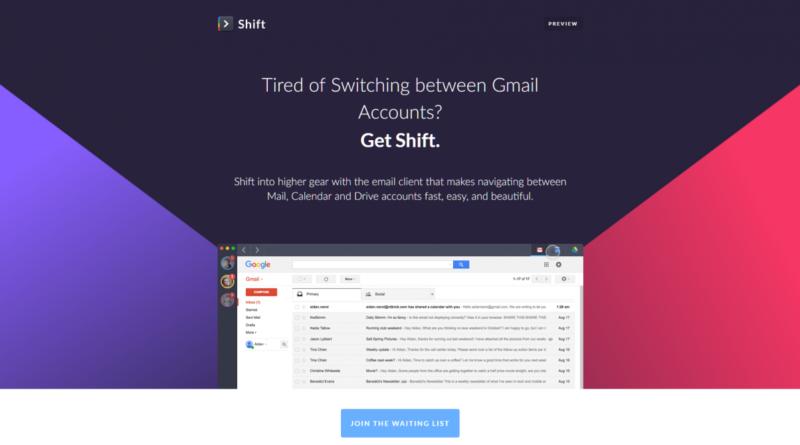 App Shift