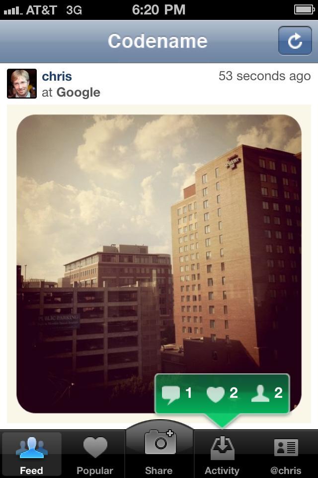 Instagram 2010