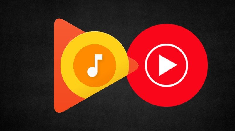 Google se plantea fusionar GooglePlay Music y YouTube Music