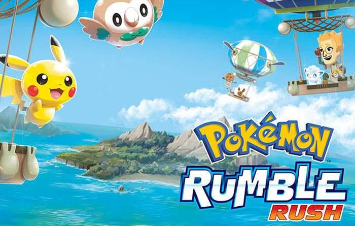 Juego Pokemon islas