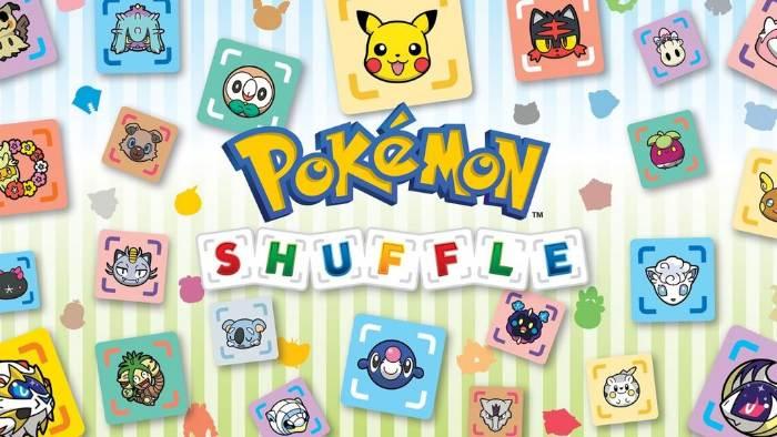 Juego Pokemon móvil