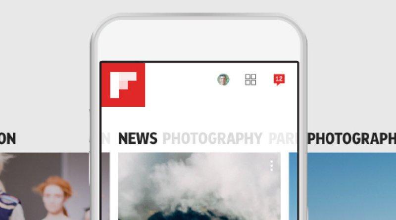 Pantalla App Flipboard
