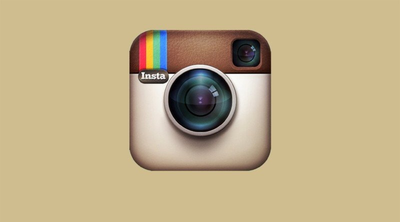 instagram vintage logo