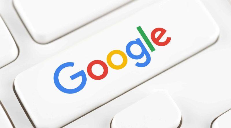 Logo nuevo de Google