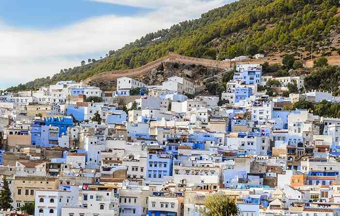 Chaouen Marruecos
