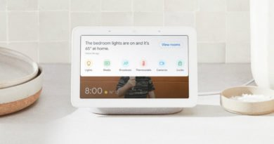 Así será Google Nest Hub Max, el primer altavoz inteligente con cámara de Google