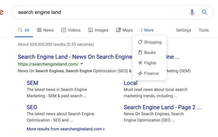 Iconos Categorías Google