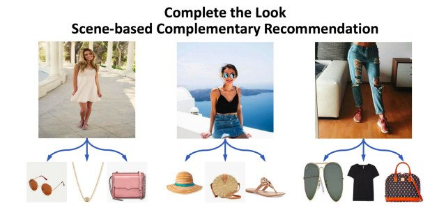 Complete the Look Pinterest