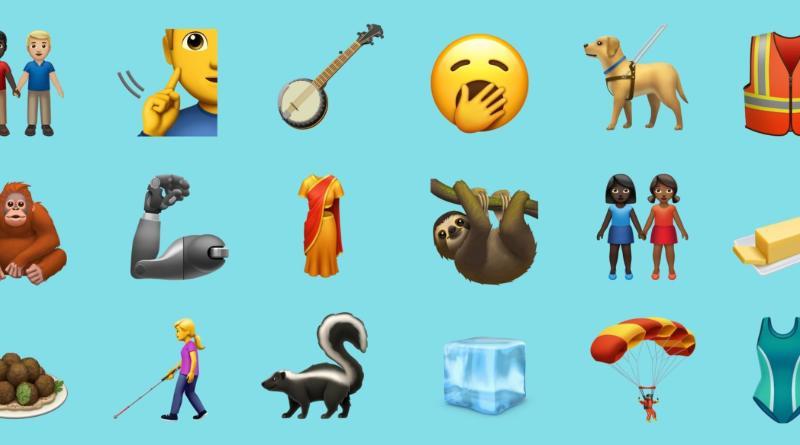 Emojis ios 2019