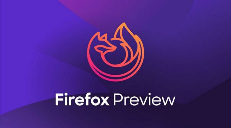 Firefox Preview