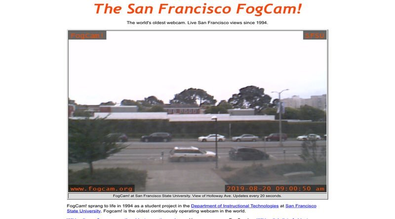 San Francisco Webcam