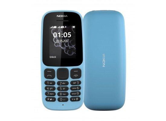 Azul Nokia 105