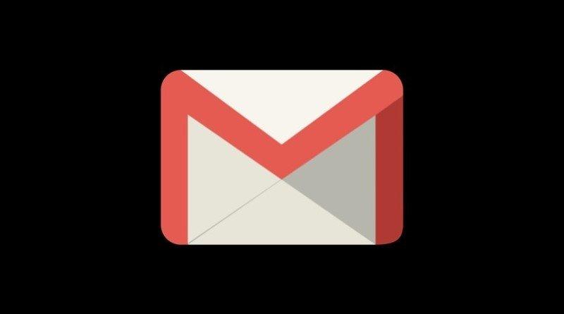 Gmail dark