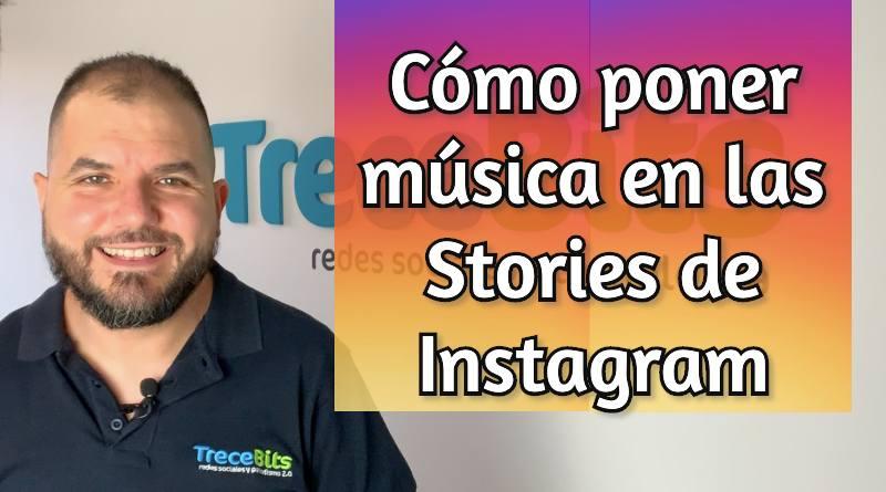 Cómo poner música en las Stories de Instagram [Vídeo]