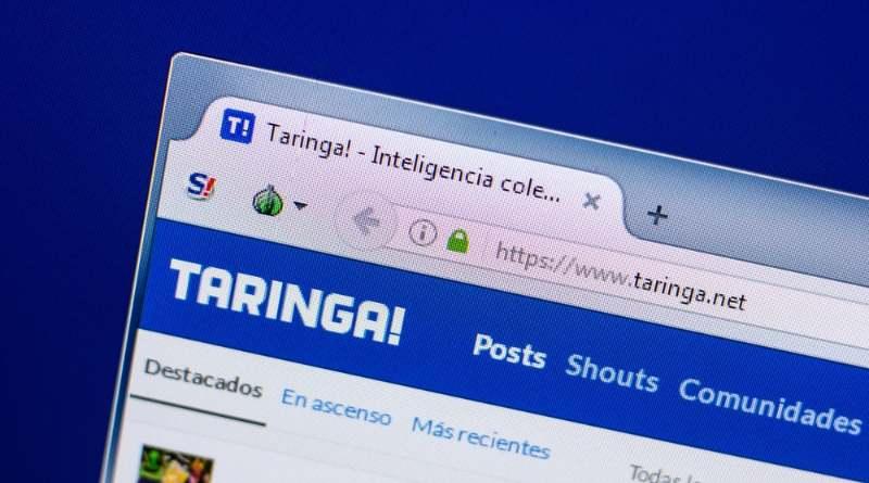 Taringa logo