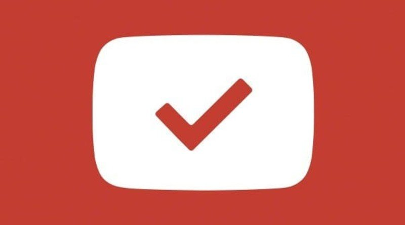 Verificación YouTube