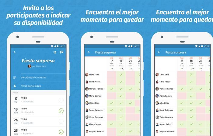 Las 5 mejores apps para gestión de eventos