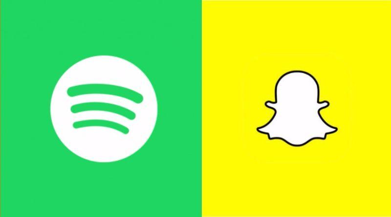 Spotify Snapchat