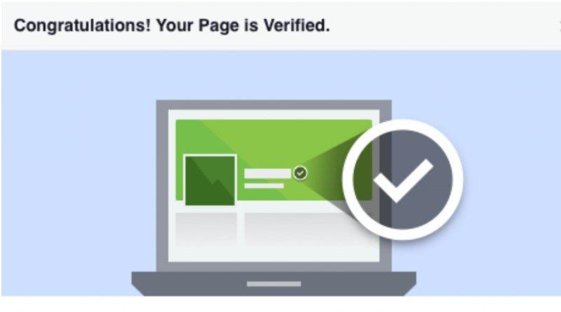 Verificación Facebook
