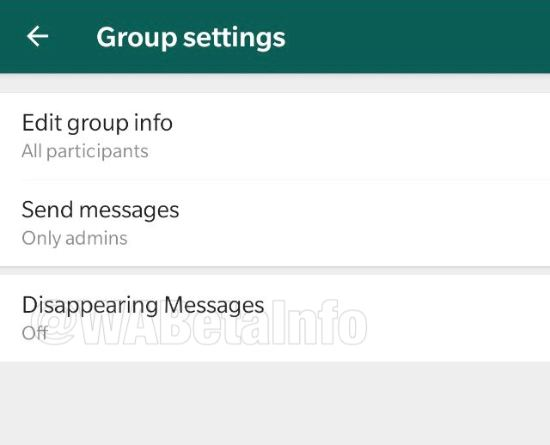 Mensajes WhatsApp