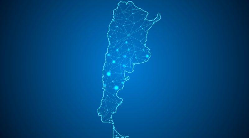 Argentina mapa tecnológico