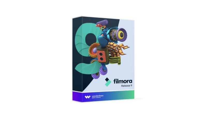 Filmora 9 programa edición