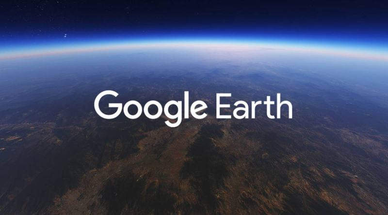 Logo de Google Earth