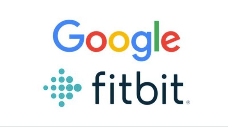 Google Fitbit logos