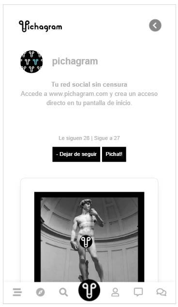 Pichagram app