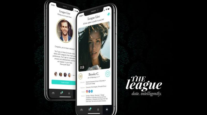 The League app para ligar