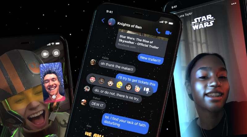Messenger Star Wars