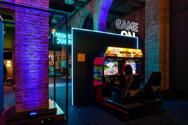 Exposición Game On