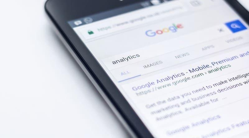 Watchlist en Google Search