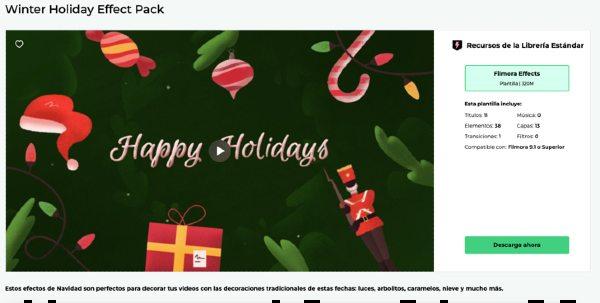 Holidays Navidad Filmstocks