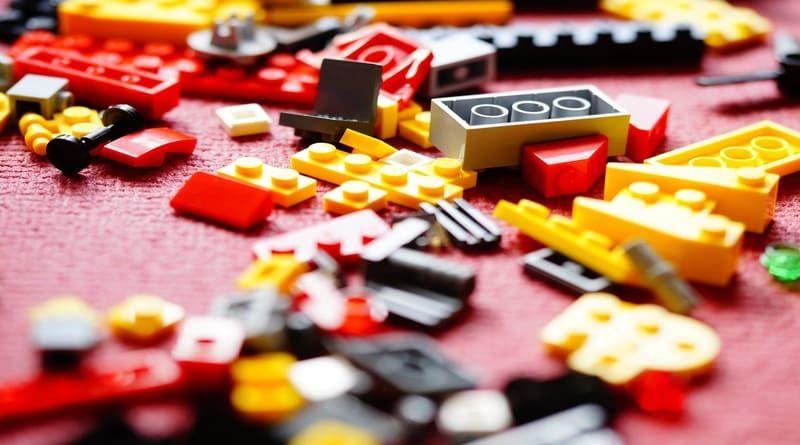 LEGO en ordenadores cuánticos