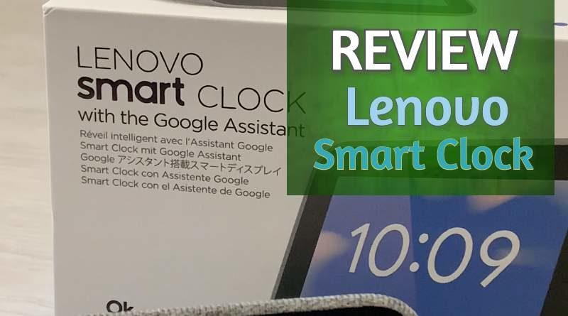 Lenovo Smartclock
