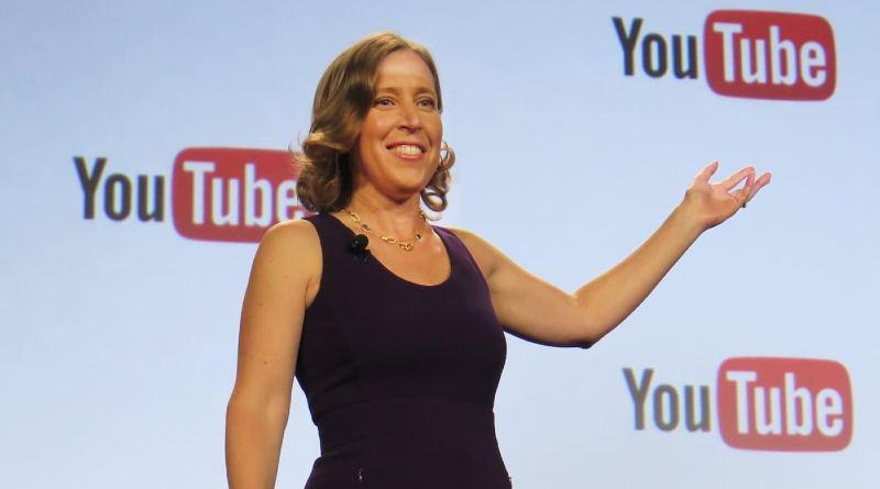 La CEO de YouTube no permite que sus hijos vean YouTube