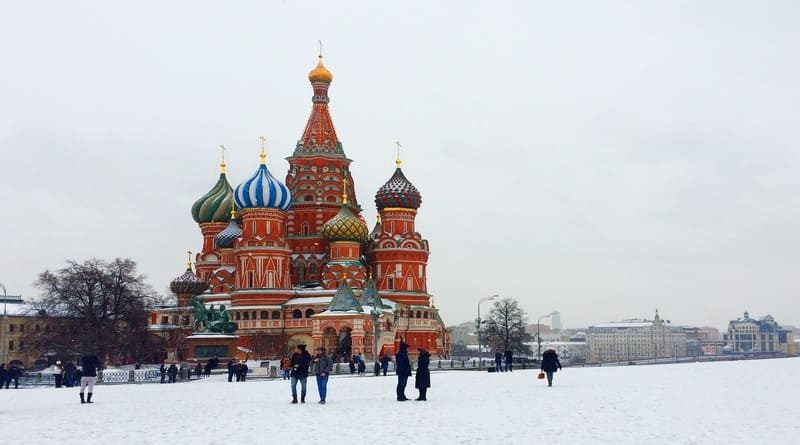 Internet Rusia