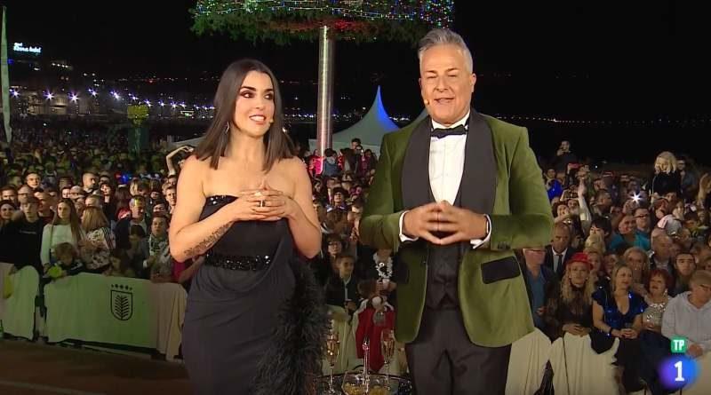 Canarias campanadas televisión española