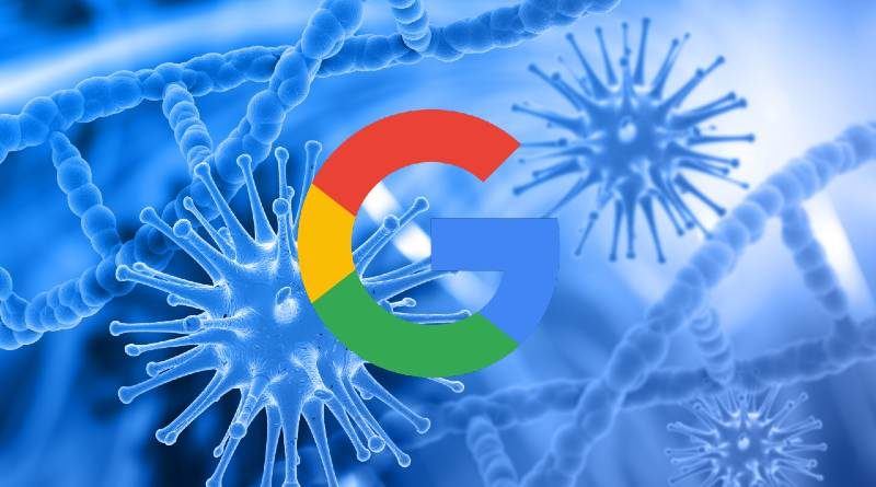Virus Google