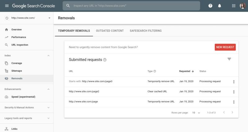 Nueva herramienta Google Search Console