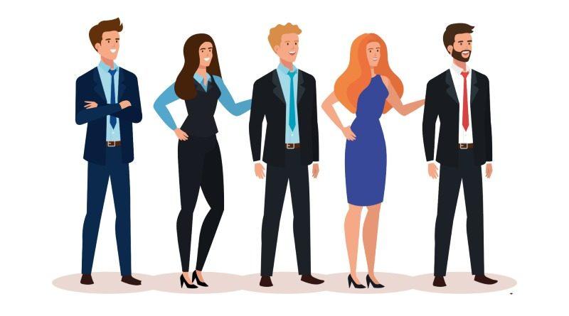 Influencer masculino femenino
