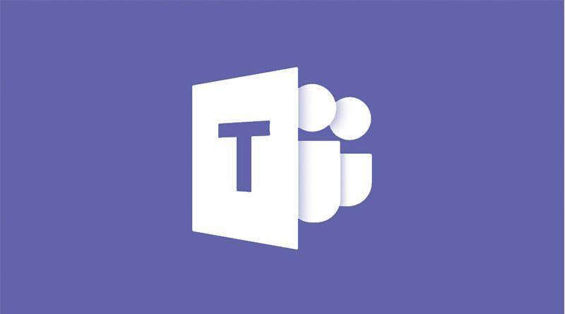 Logo de Microsoft teams