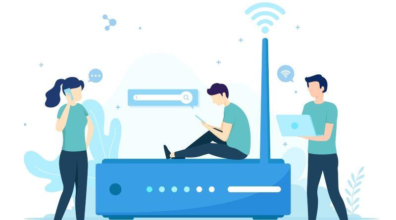 Convertir móvil en un router