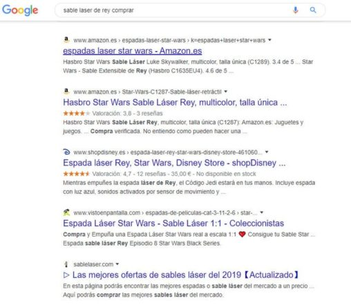 Scehma y Rich Snippets en Google