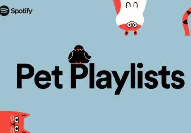 Cómo crear una playlist para tu mascota en Spotify