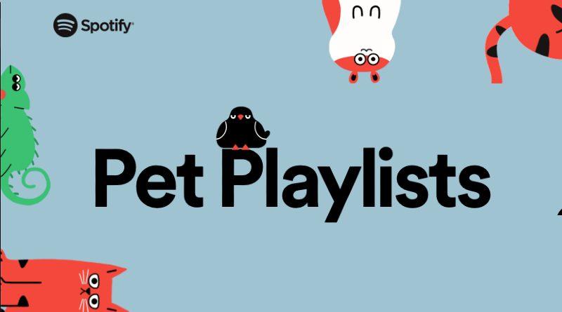 Lista de musica para mascotas