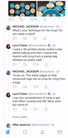Twitter prueba las conversaciones entrelazadas
