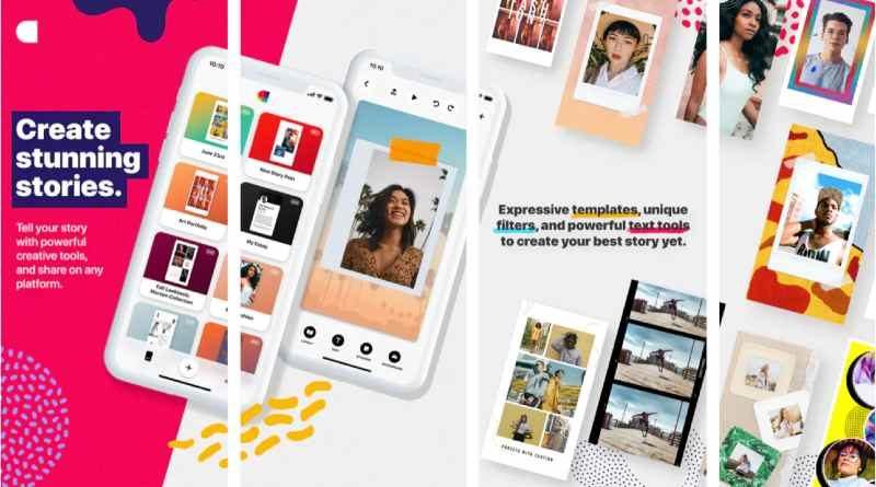 App Chroma Stories