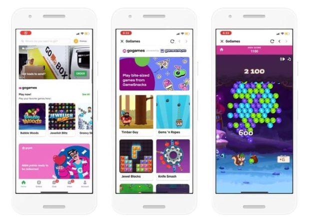 Juegos HMTL5 de Google